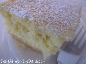 Shaker Cake – A Kid's Tutorial