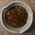 Balsamic Dressing with Thyme