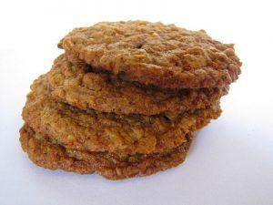 Kamut Oatmeal Cookies