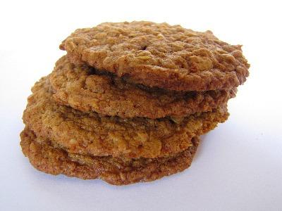 Kamut Oatmeal Cookies | aDelightfulHome.com