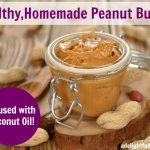 Nourishing Peanut Butter: A.K.A The Best Peanut Butter EVER!