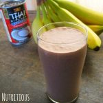 Nutritious Chocolate Coconut Drink