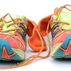 runningshoestimtak