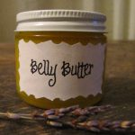 Homemade Belly Butter