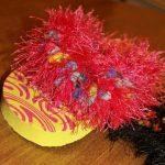 Crafts for Kids: Frilly & Frugal Flip Flops