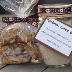 Cookie Themed Gift Idea (easy and frugal) | aDelightfulHome.com