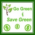 Go Green Save Green