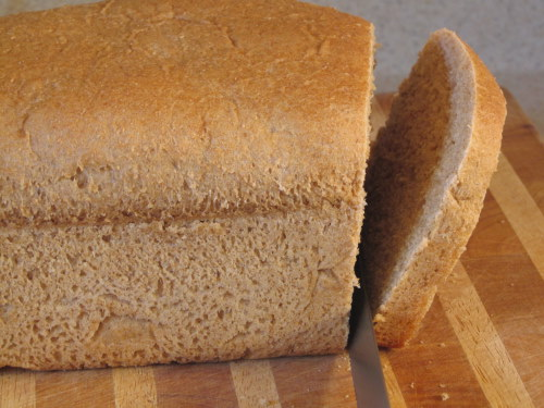 Quickest Homemade Whole Wheat Bread | aDelightfulHome.com