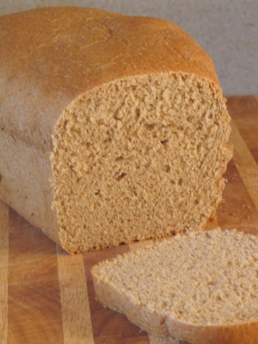 how to prepare whole wheat bread at home