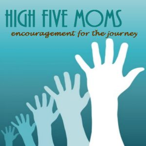 Peace and Joy During the Holiday Frenzy {High Five Moms' Podcast}