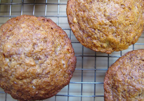 Healthy Maple Banana Muffins | aDelightfulHome.com