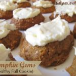 Fall Cookie Recipe: Pumpkin Gems
