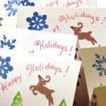Two Simple Ways to Make Your Christmas Cards Special