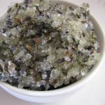 Soothing Lavender Foot Scrub