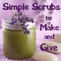My New eBook: Simple Scrubs to Make and Give is Now Available! | aDelightfulHome.com