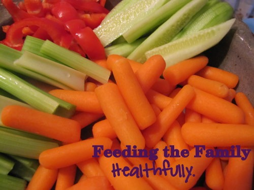 How I Get My Family to Eat Healthy Food | aDelightfulHome.com