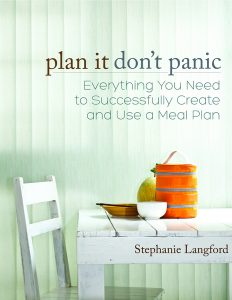 Birthday Giveaway #3: Plan It, Don't Panic {Meal Planning eBook}