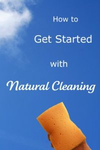 natural cleaning title