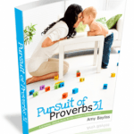 Does the Proverbs 31 Woman Make You Mad? {Pursuit of Proverbs 31 eBook Giveaway}