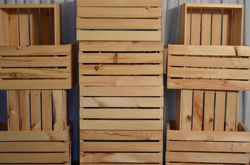 How To Make Crate Bookshelves A Delightful Home - How to make bookshelves