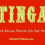 Tinga – A Simple Mexican Dish That Feeds a Crowd!