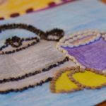 Family Fun: Make Seed and Bean Art