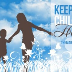 Keeping Children's Hearts | ADelightfulHome.com