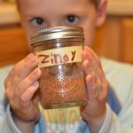 Kids in the Kitchen: Zingy Spice Mix