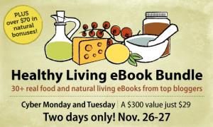 Healthy Living eBook Bundle sale