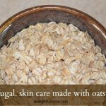 Frugal Homemade Skin Care with Oats