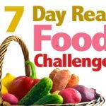 7 Day Spring Real Food Challenge