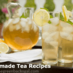 Raising Healthy Families: Homemade Tea Recipes