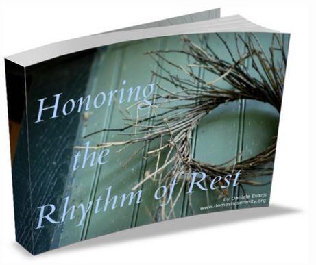 honoring rest