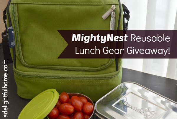 MightyNest giveaway
