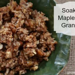 Soaked-Maple-Nut-Granola-title