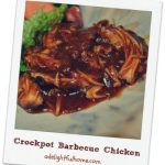 Slow-Cooked Barbecue Chicken (with Homemade BBQ Sauce)