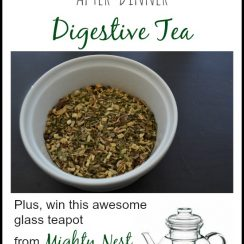 DIY-After-Dinner-Digestive-Tea-and-glass-teapot-giveaway