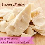 Natural Body Care Ingredients: Cocoa Butter
