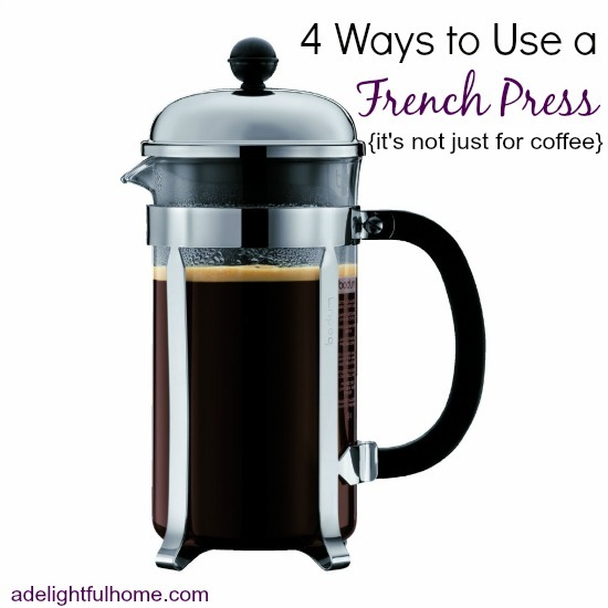 4 Ways to Use a French Press