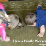 Family Fun: Have a Family Workout Night!