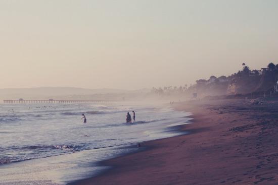 famiy beach