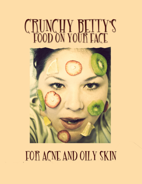 Food-on-Your-Face-for-Acne-and-Oily-Skin-cover