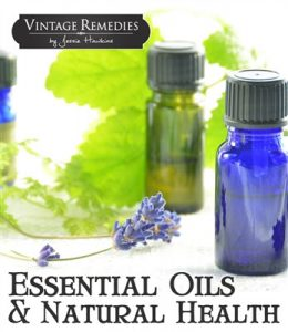 essential oils and natural health
