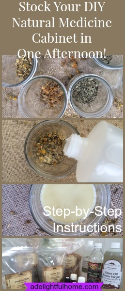 natural medicine diy