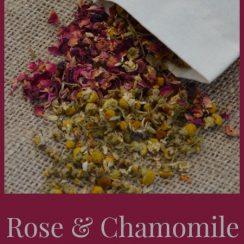 DIY-rose-and-chamomile-bath-bags