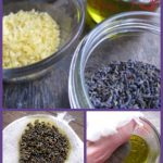 Simple Lavender Salve