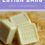 How to Make Lotion Bars (A Simple Lotion Bar Recipe)
