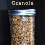 Vanilla-Almond Granola Recipe