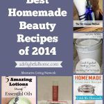 Best Homemade Beauty Recipes of 2014