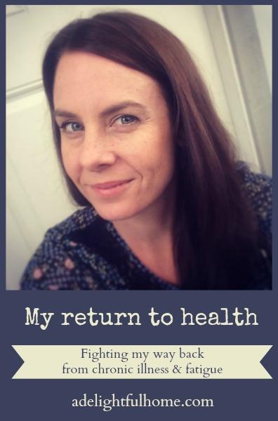 my return to health